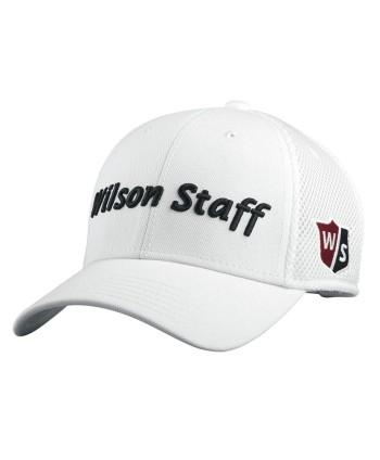 Dětská golfová kšiltovka Wilson Staff Tour Mesh 2017