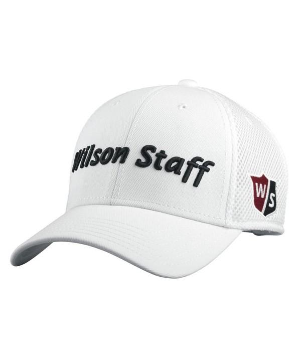 Wilson Staff Junior Tour Mesh Cap
