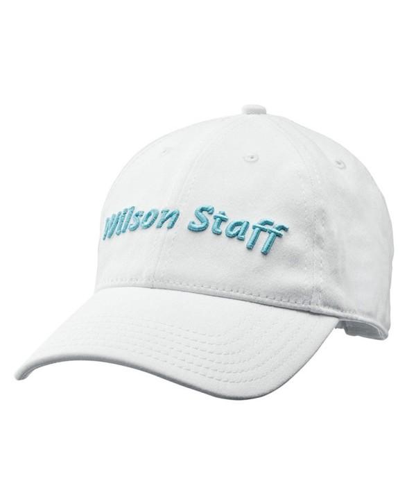 Wilson Staff Ladies Relaxed Cap 2017