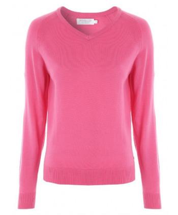 Amy Merino V-Neck Sweater