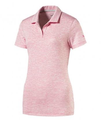 Dámske golfové tričko Puma Space Dye