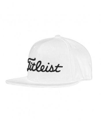 Titleist Flat Bill Cap