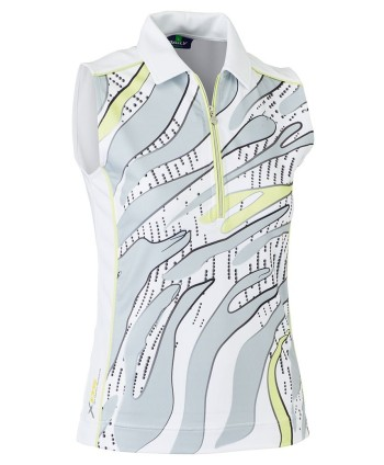 Dámske golfové tričko Daily Sports Leja Sleeveless Polo Shirt