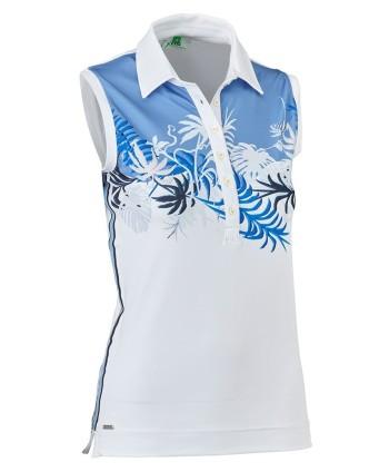 Dámske golfové tričko Daily Sports Paola Sleeveless Polo Shirt