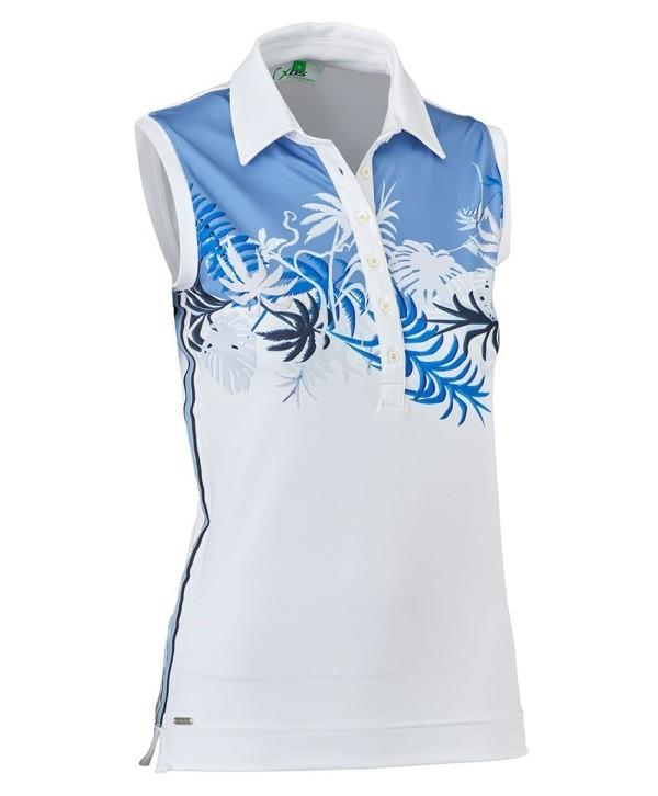 Daily Sports Ladies Paola Sleeveless Polo Shirt