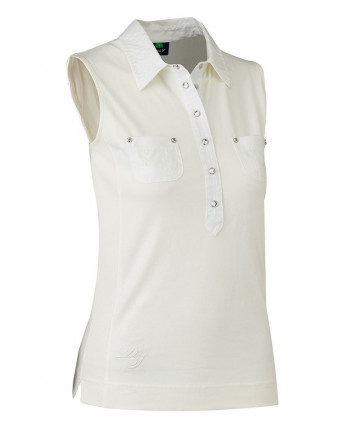 Daily Sports Ladies Gina Sleeveless Polo Shirt