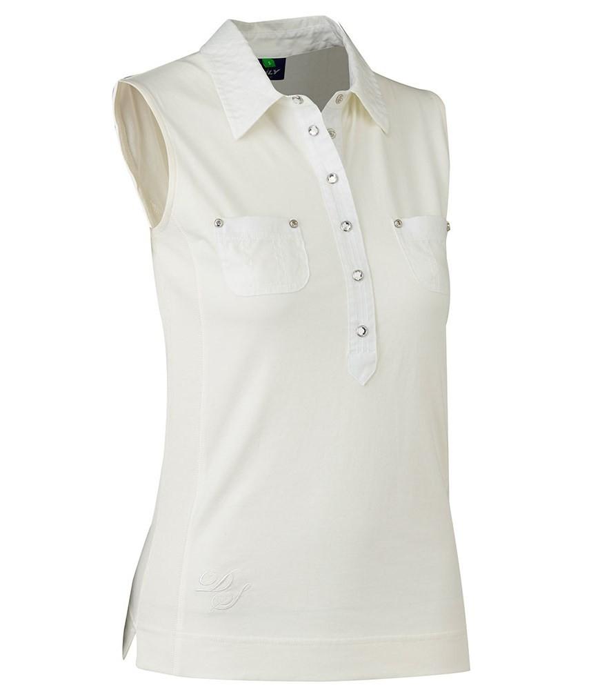 3f6a6468424f Daily Sports Ladies Gina Sleeveless Polo Shirt