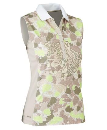 Dámske golfové tričko Daily Sports Carissa Sleeveless Polo Shirt
