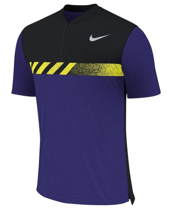 Pánské golfové triko Nike MM Fly Framing Block 2017