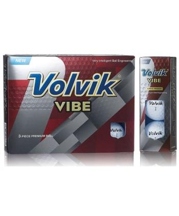 Golfové loptičky Volvik Vibe (12 ks)