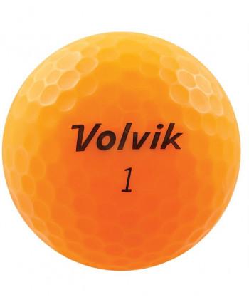 Golfové míčky Volvik Vivid (12 ks)
