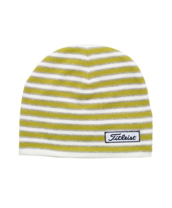 Titleist Ladies Striped Beanie