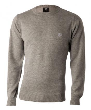 Pánská golfová mikina Wilson Staff Crew Neck Sweater