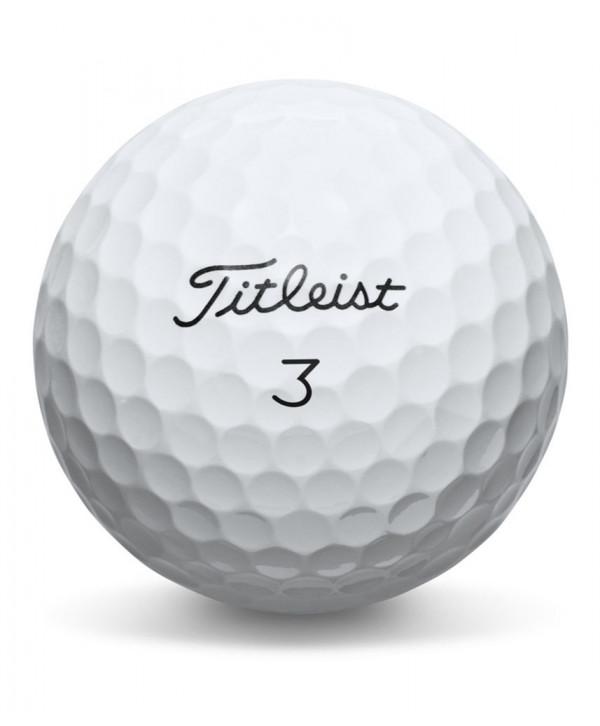 Golfové míčky Titleist Pro V1 2017