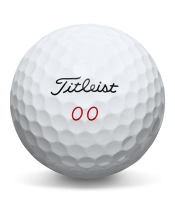 Golfové míčky Titleist Pro V1x - speciální čísla