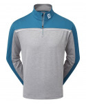 FootJoy Mens Chill-Out Pullover with Chest Piping