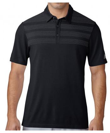 Pánské golfové triko Adidas Body Mapped Competition