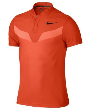 Pánské golfové triko Nike Zonal Cooling MM Fly Blade 2017