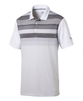 Pánske golfové tričko Puma Go Time Road Map