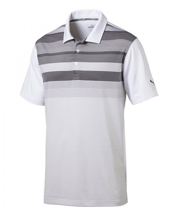 Pánské golfové triko Puma Go Time Road Map Polo Shirt