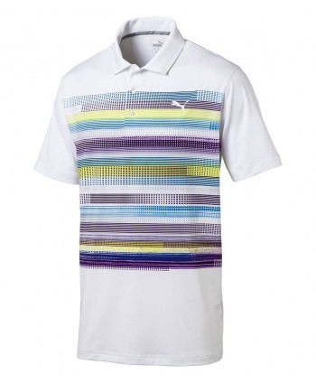 Puma Mens Pixel Polo Shirt