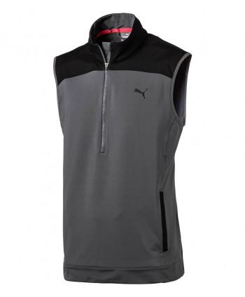 Pánska golfová vesta Puma PWRWARM Knit Vest