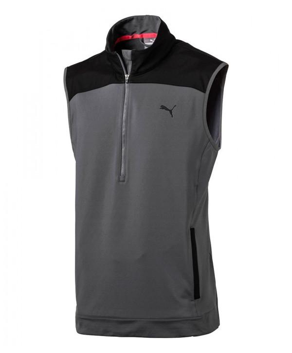Pánská golfová vesta Puma PWRWARM Knit Vest