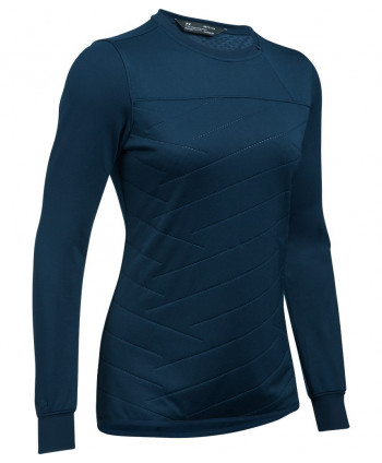 Under Armour Ladies 3G Reactor Half Zip Top