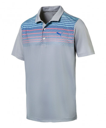 Puma Mens Sportstyle Road Map Polo Shirt