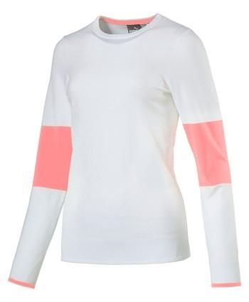 Dámsky golfový sveter Puma Evoknit Fashion Sweater