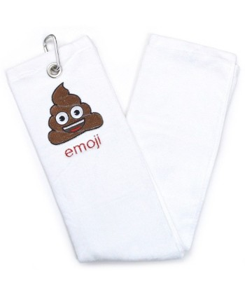 Golfový ručník Emoji