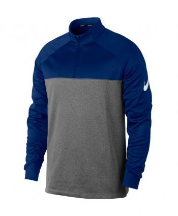 Pánská golfová mikina Nike High Collar Therma Core