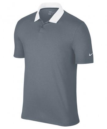 Pánské golfové triko Nike Icon Heather