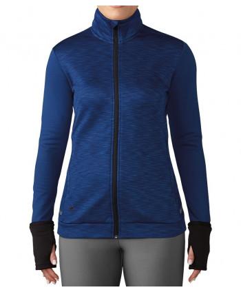 Dámska golfová bunda Adidas Wool Full Zip