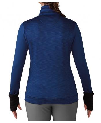 Dámská golfová bunda Adidas Wool Full Zip