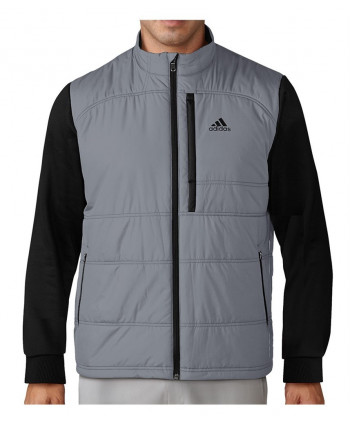 Pánská golfová bunda Adidas ClimaHeat PrimaLoft Jacket