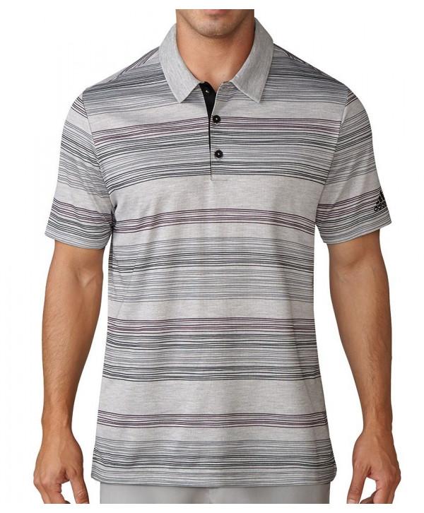 Pánské golfové triko Adidas Hand Drawn Pique