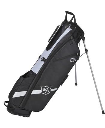 Golfový bag na nošení Wilson Staff Quiver