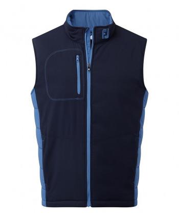Pánska golfová vesta FootJoy Quilted Vest