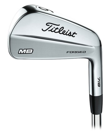 Titleist 718 MB Irons (Steel Shaft)