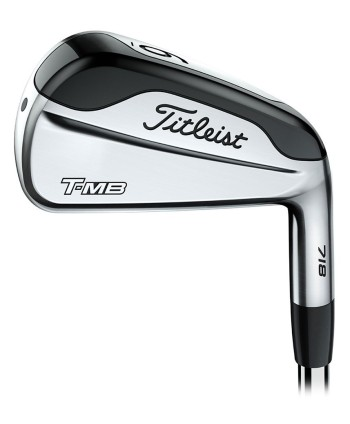 Titleist 718 T-MB Irons (Steel Shaft)