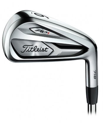 Titleist AP1 718 Irons (Steel Shaft)