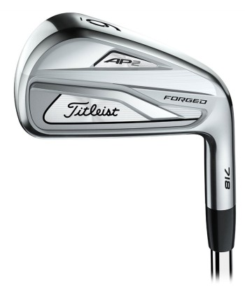 Titleist AP2 718 Irons (Steel Shaft)