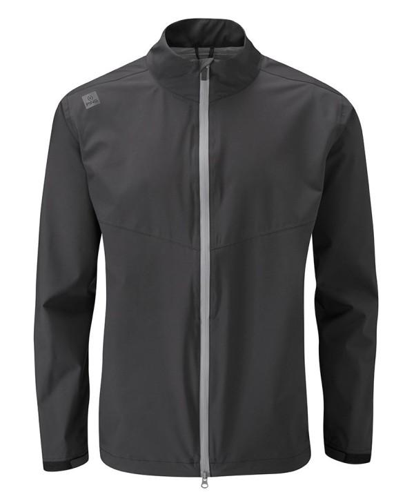 Ping Collection Mens Zero Gravity Half Zip Waterproof Jacket