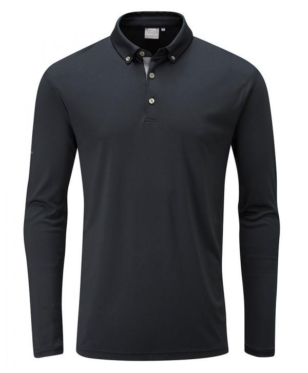 Pánské golfové triko Ping Collection Flynn s dlouhým rukávem