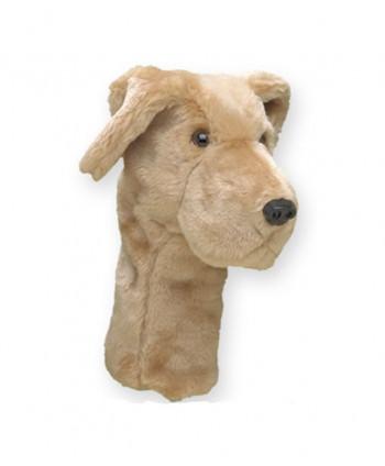 Headcover na driver s motívom Labradora