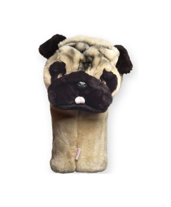 Daphnes Pug Headcover