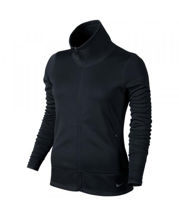 Dámská golfová bunda Nike Thermal Full Zip