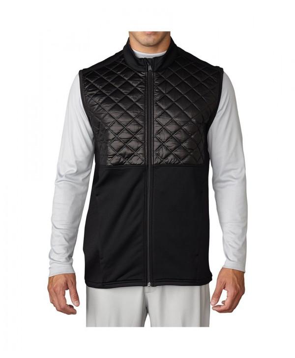 Pánská golfová bunda Adidas ClimaHeat Prime Fill