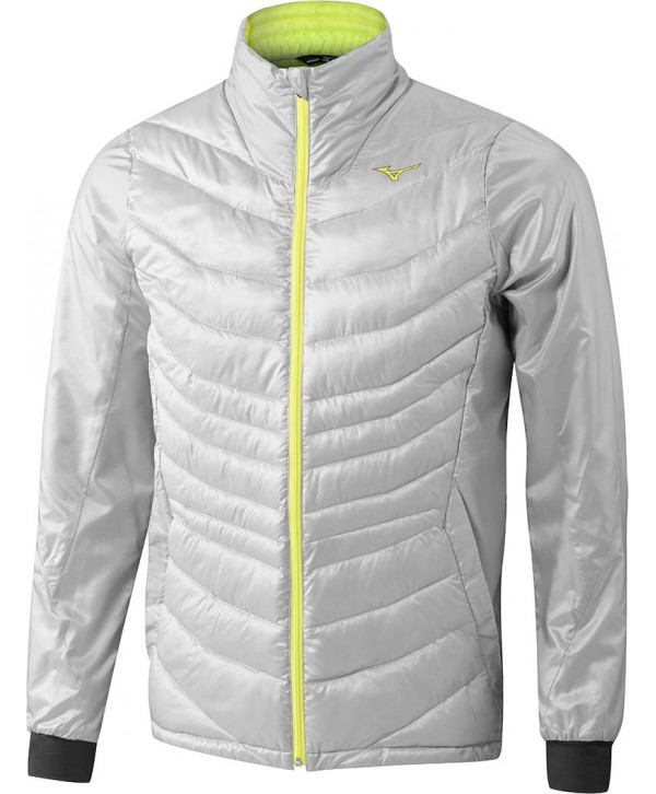Mizuno Mens Breath Thermo Full Zip Jacket